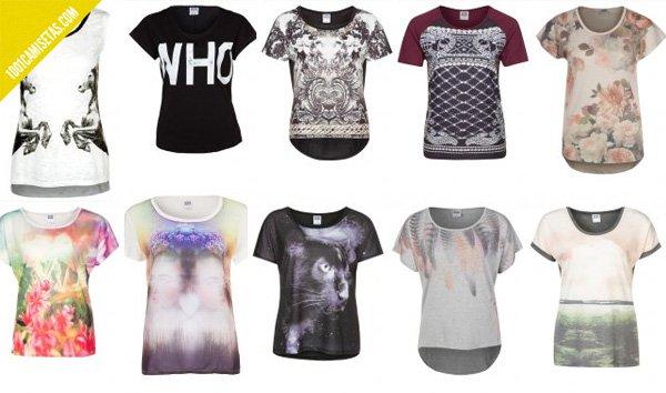 Vero Moda camisetas