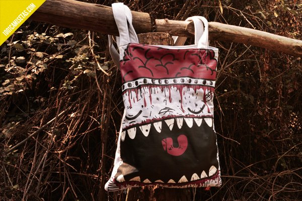 Bolsas monsters clothing