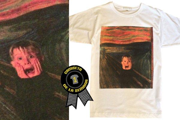 Camiseta de la semana Munchkin