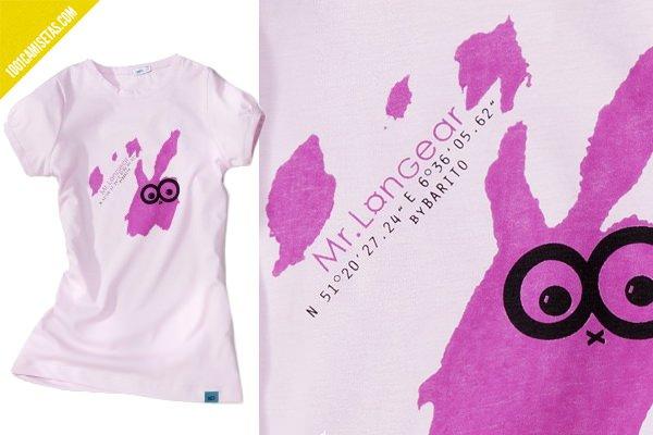 Camisetas ecologicas infantiles