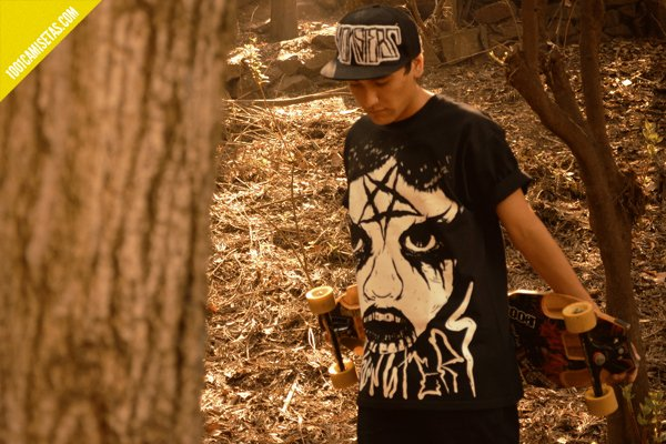 Camisetas monsters clothing