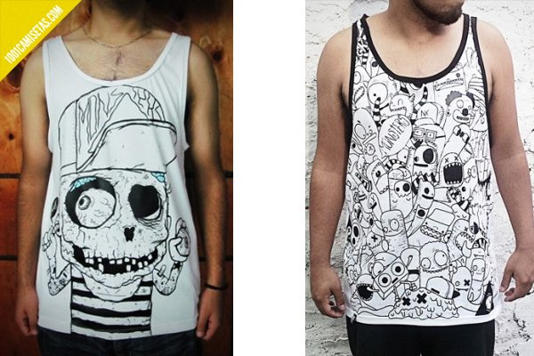 Monsters clothing
