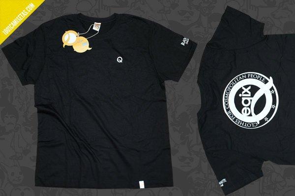 Camiseta Eqix