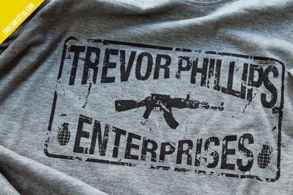 Camiseta Trevor GTA