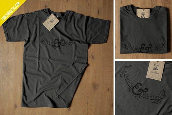 Camiseta typotee