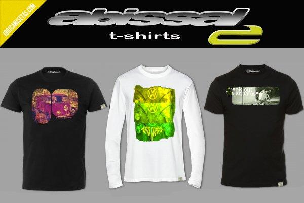 Abyssal camisetas