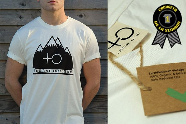 Camiseta de la semana No mountain too high
