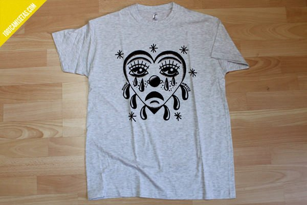 Camisetas serigrafia tattoo
