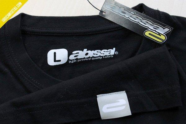 Etiquetas ropa
