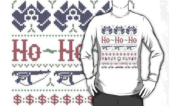 Mcclane christmas sweater