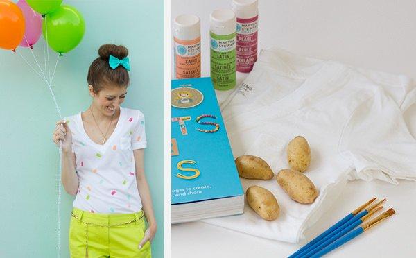 Estampación patata