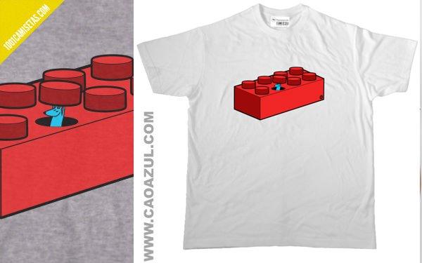 Camisetas Lego