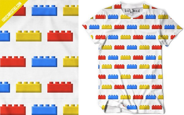 Lego tshirt