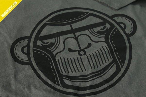 Camisetas monos