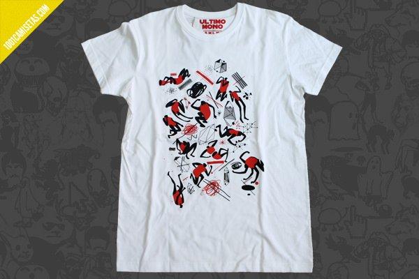 Camisetas Ultimomono