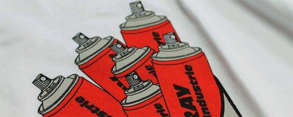 Makeyourt camisetas serigrafia
