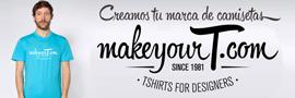 Camisetas para diseñadores