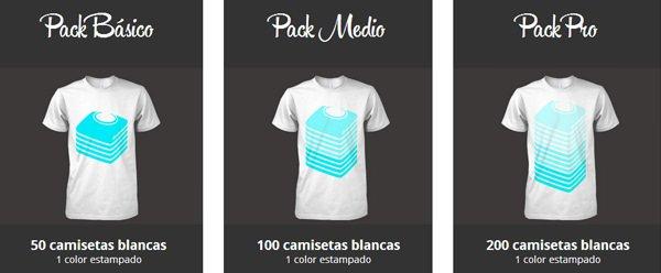 Personalizar camisetas Makeyourt