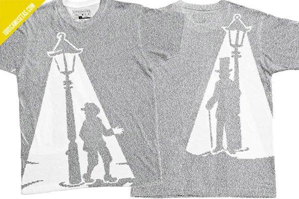 Camiseta oliver twist