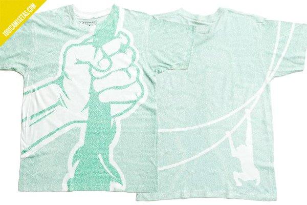 Camiseta tarzan
