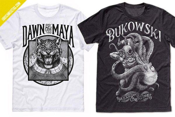 Camisetas yeaaah studio
