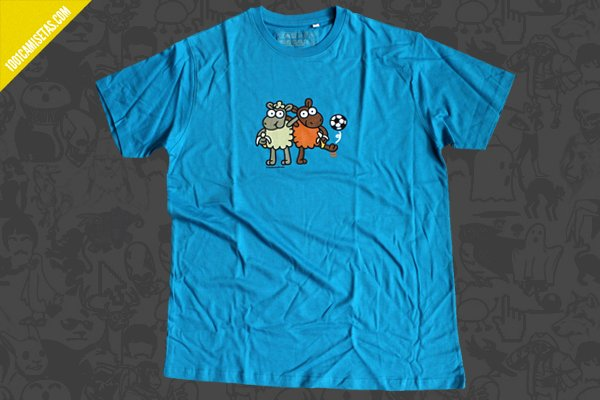 Camiseta antiracista Kukuxumusu