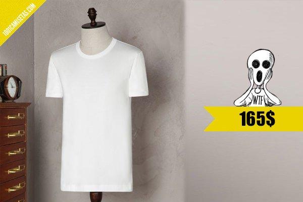 Camiseta blanca DG