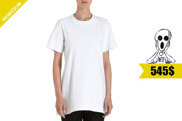 Camiseta Maison Martin Margiela blanca