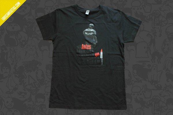 Camiseta Psicosis