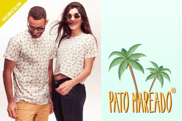 Camisetas pato mareado verano