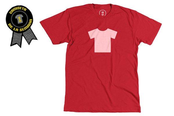 Camiseta de la semana t-shirt