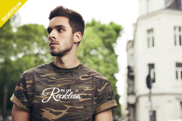 Camisetas reckless
