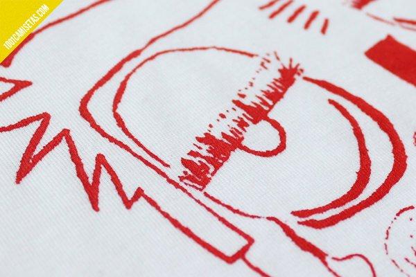Serigrafia casera