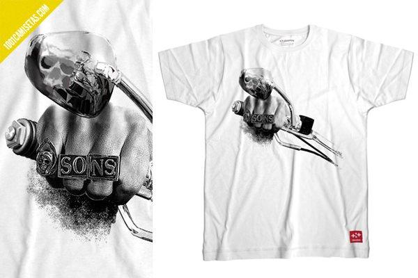 Camiseta sons suxinsu