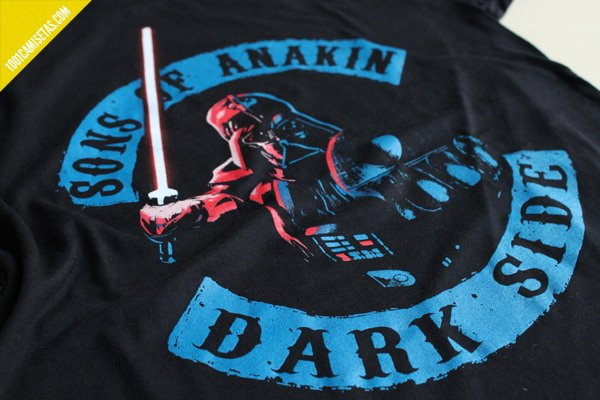 Camisetas star wars sons