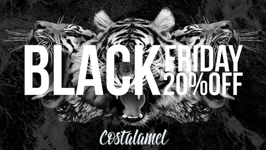 Costalamel black friday