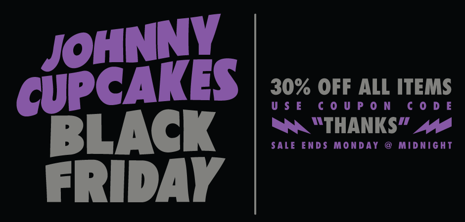 Johnny cupcakes lack friday splash