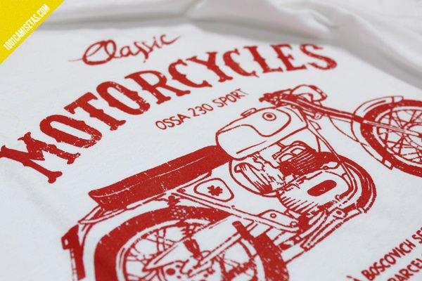 Serigrafia casera camisetas