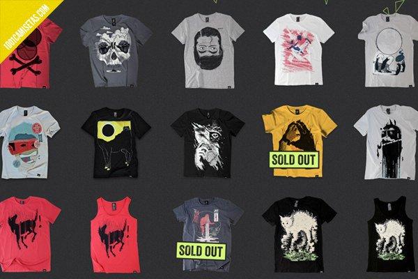 Camisetas yonil