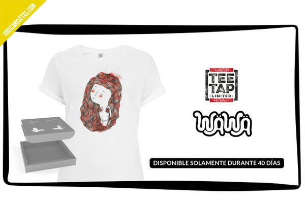 Camiseta la wawa
