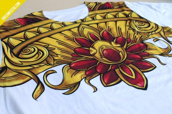 Camisetas sublimadas benelo