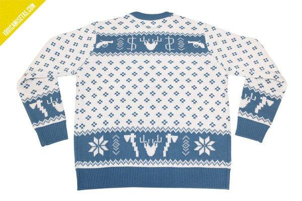 Jerseys Fargo navidad