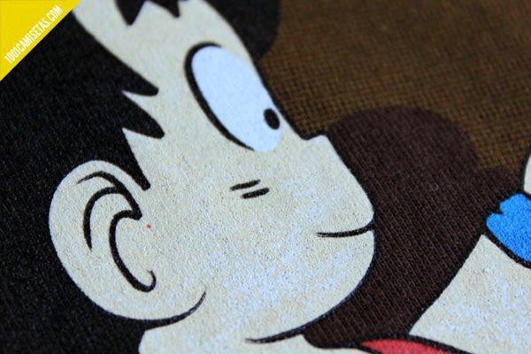 Señor miyagi camisetas