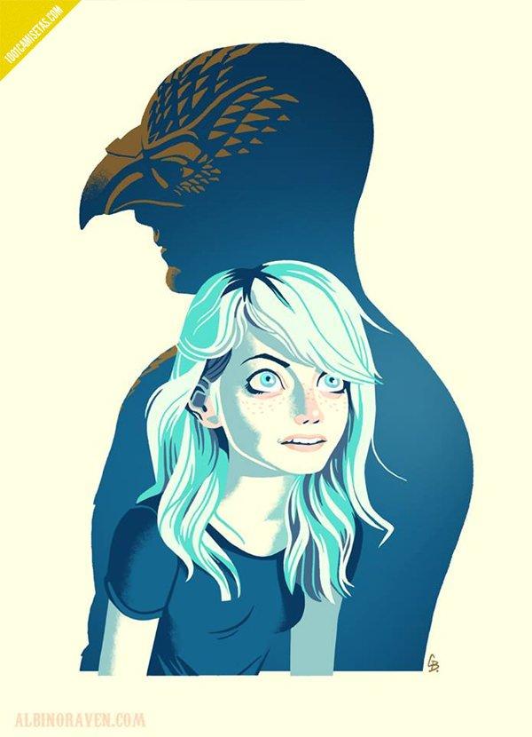 Birdman artwork