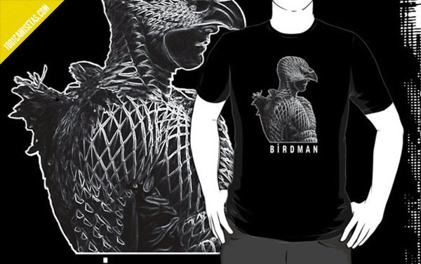 Camiseta Birdman disfraz
