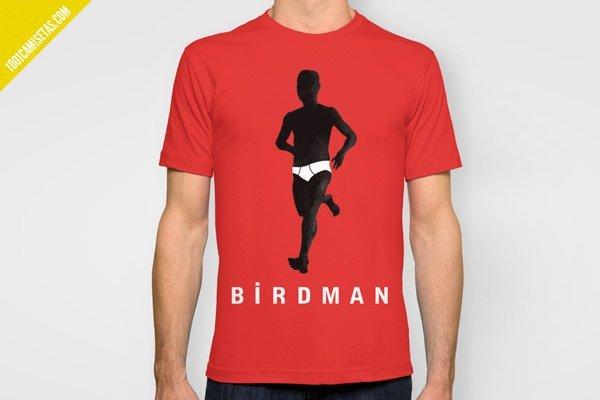 Camiseta Birdman Michael keaton