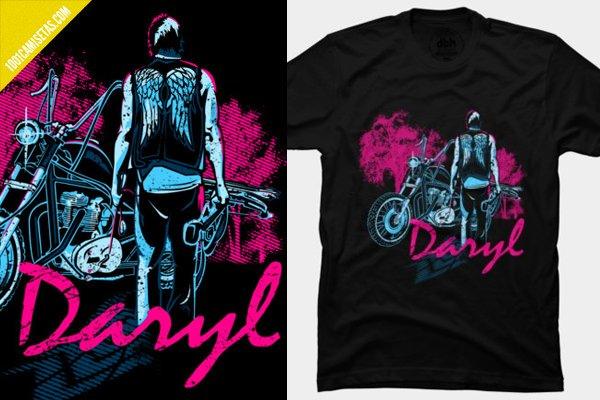 Camiseta Daryl drive