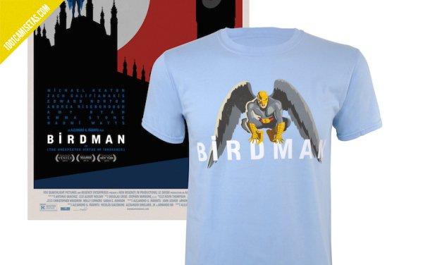 Camiseta de Birdman