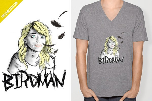 Camisetas Birdman