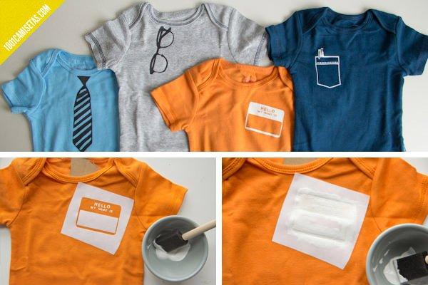 Camisetas pintadas a mano para ni os - Pintar camisetas ninos ...